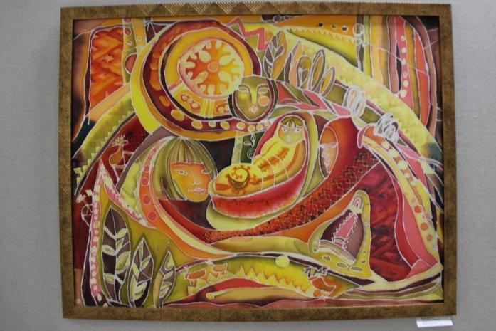 Северные звездочки Детская художественная школа г Мегиона и Музей Северные звездочки представляют выставку работ и дипломные работы учащихся художественной школы